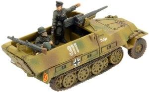 Panzergrenadier Platoon, Sd Kfz semioruga
