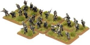 Panzergrenadier Platoon, plástico