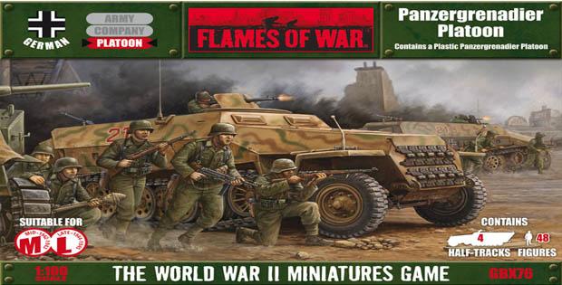 Panzergrenadier Platoon620