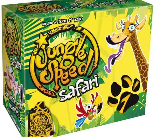 Caja de Jungle Speed safari