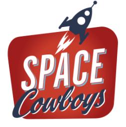 Space Cowboys, logo