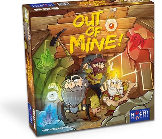Portada de Out of Mine
