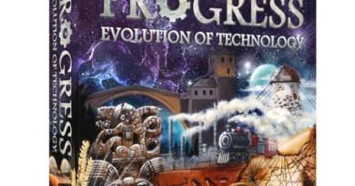 portada de Progress evolution of technology