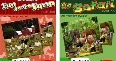 Zozzle, granja y safari