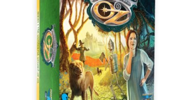 Portada de the card game of oz