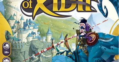 Portada de Lord of Xidit
