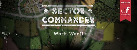 Logotipo de Sector Commander