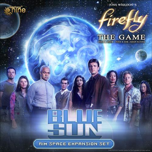 Portada provisional de Firefly Blue Sun