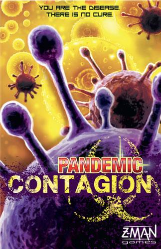 Portada de Pandemic Contagion