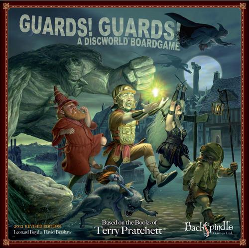 Portada de Guardias, Guardias