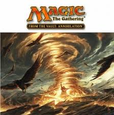 Magic The Gathering, Annihilation, portada