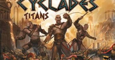 Portada de Cyclades Titans