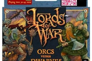 Lords of war orcos vs enanos