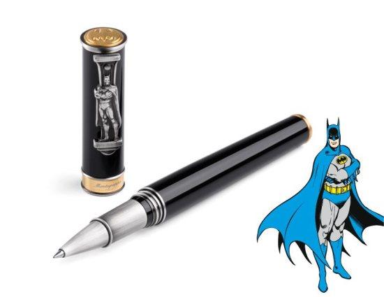 Boligrafo de Montegrappa con Batman