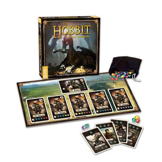 Juego El Hobbit, El Oro Encantado
