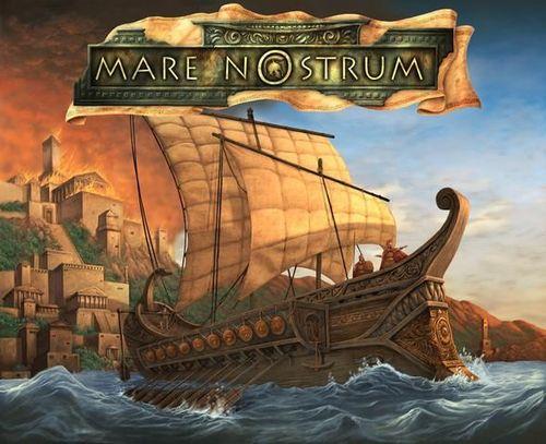 Portada de la anterior edición de Mare Nostrum