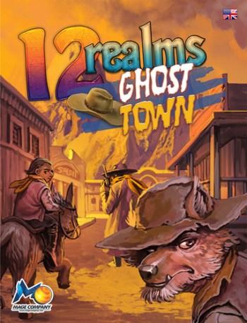 12 Realms Ghost Town es la nueva expansión de 12 Realms