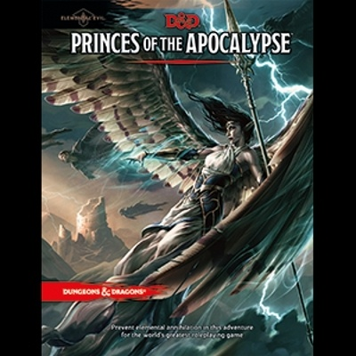 Dungeons&Dragons, Princes of the Apocalypse