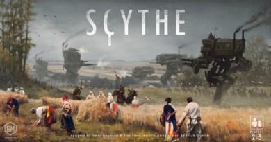Portada de Scythe