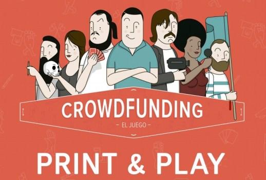 Disponible la versión Print n'Play de Crowdfunding, el juego