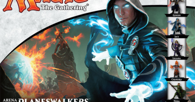 Portada de Magic The Gathering Arena Of The Planeswalkers