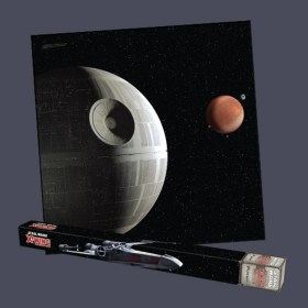 Star Wars Armada, tapete Estrella de la Muerte
