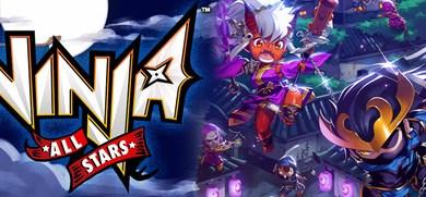 Banner de Ninja All-Star