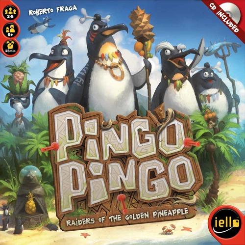Portada de Pingo Pingo