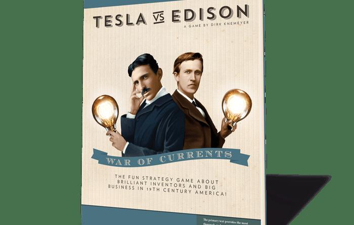 Juego Tesla vs. Edison