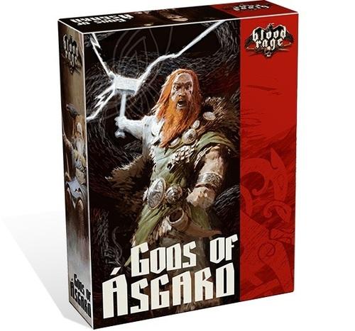 Expansión Disoses de Asgard para Blood Rage