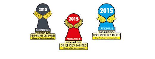 Logotipos del spiel des Jahres