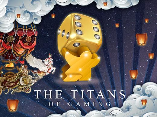 Logotipo de la Titan Serie