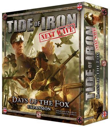 Portada de Tide of Iron days of the Fox