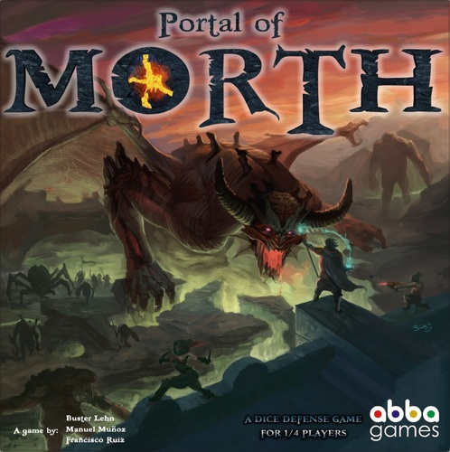 Portada de Portal of Morth