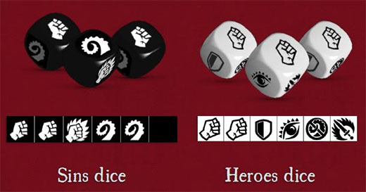 dados de The Others