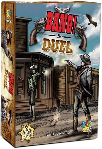 Portada de Bang! the duel