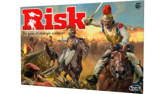 Caja nuevo Risk