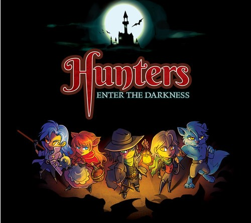 Portada de Hunters: Enter the darkness