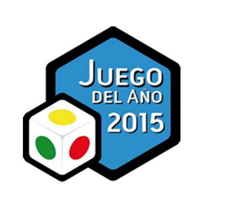 Logotipo del Juego del año 2015