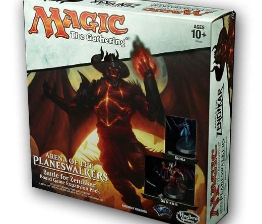 Portada de Magic Battle for Zendikar