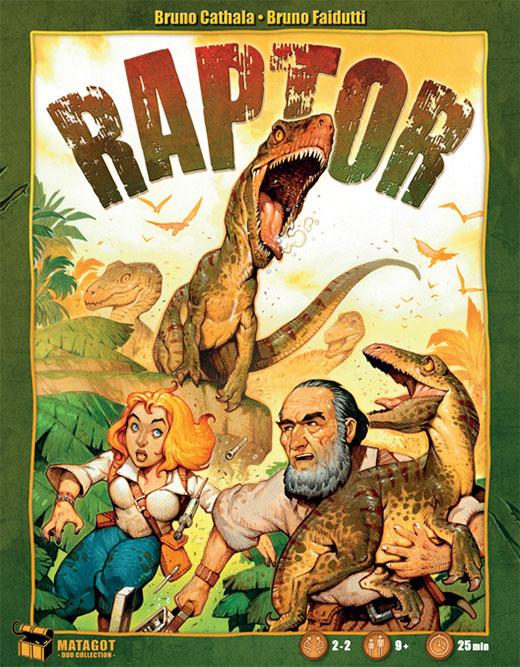 Portada de Raptor