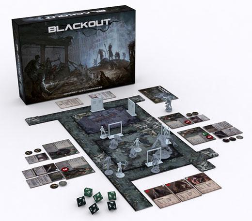Componentes de Blackout
