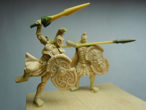 Miniaturas de Mythic Battles Pantheon