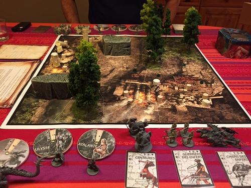 Prototipo de Mythic Battles Pantheon