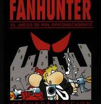 Portada de Fanhunter el juego de rol