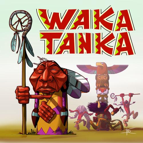 Portada de Waka Tanka