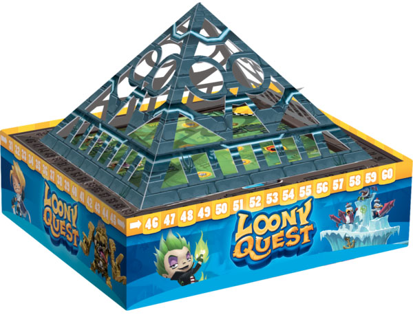 Piramide de Loony Quest The lost City