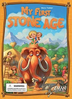 Portada de My first stone Age