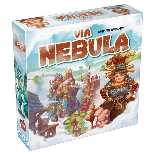 Portada del Juego Via Nebula
