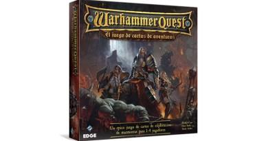 Destacada Warhammer Quest el juego de cartas de aventuras